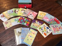 Assorted Greeting Cards  Rentz, 31075