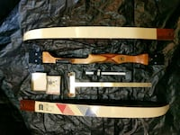 Sam Wha recurve bow with case and accessories Surrey, V3T 1Z6