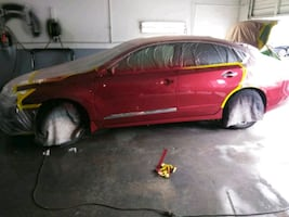 WE CAN PAINT YOU CAR OR TRUCK.