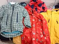 Light Jackets and Coats for Boys Toronto