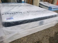 Brand new double / full  mattress, extra thick eurotop. Delivery 30 Edmonton, T6E 0B6