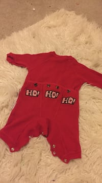 Baby's red romper Kissimmee, 34746