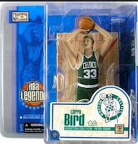 NBA LEGENDS SERISI MC FARLANE LARRY BIRD FIGUR Ankara, 06460