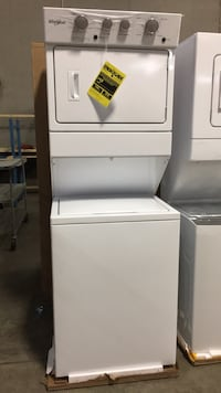brand new whirlpool stacked washer/dryer Stockton, 95205