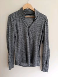 Thin Lulu Lemon sweater
