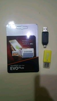 Samsung Evo plus 128 GB uhs1