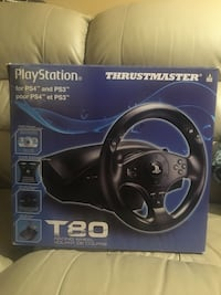 PS3/PS4 Racing Wheel and Pedal Set