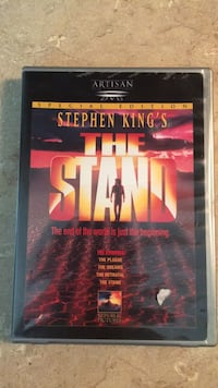 stephen king's the stand tv series dvd set Omaha, 68104