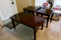 Coffee table and end tables  Lafayette, 70508