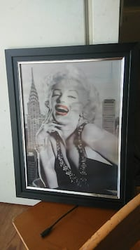 Light up Marilyn Monroe picture Amarillo, 79108