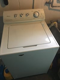 White top-load clothes washer Milwaukee, 53218