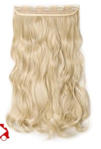 NEW 1pc #613 hair extensions clip in