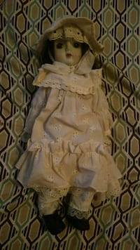 Porcelain Doll - Negotiable