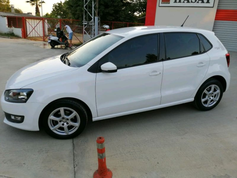 2013 Volkswagen Polo 1.4 85 HP CHROME EDITION 6