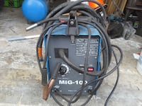 mig  [PHONE NUMBER HIDDEN]  v flux core wire welder null