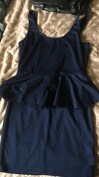 Navy blue size L fits like a M tried on only