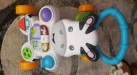 white and blue Fisher-Price learning walker Toronto, M6L 2P2