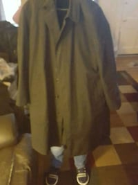 London fog mens coat