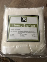 Fleece Blanket Cream  Capitol Heights, 20743