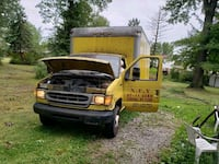 1998 Ford Econoline Van E-350 SUPER CARGO Youngstown