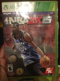 Nba 2k15 xbox 360 game  New York, 11429