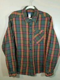 Patagonia organic cotton flannel  New York