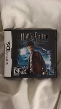 harry potter ds game (with case) Mississauga, L5G 4H3