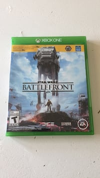 Star wars battlefront xbox one  Bowmanville, L1C 2H5