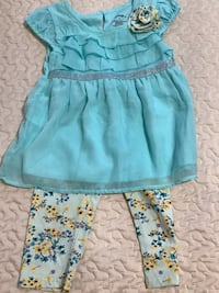 2 pc outfit toddlers size 4 Toronto, M1E 4S4
