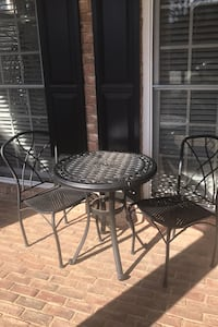 Out Door Table & 2 Chairs