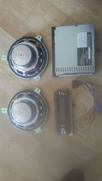 Stereo system and speakers Edmonton, T5A