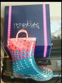 Multicolored rain boots (13) Lancaster, 93536