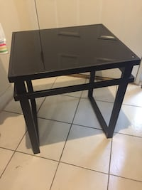 Black end tables - 2 for $5 Lanham, 20706