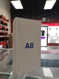 Samsung Galaxy A8 - 32Gb - Black- only Mississauga Mississauga, L5M 2G6
