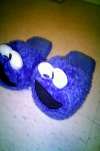 Cookie Monster Slippers Capitol Heights, 20743