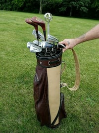 Set of golf clubs!! Sturtevant