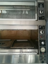 stainless steel and black toaster oven Montréal, H1H 4R8