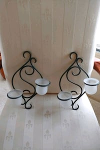 Wall Scounces w/ Candle Holders Laurel, 20724