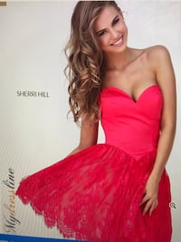 Sherri Hill Designer prom dress Toronto, M3H 1K7