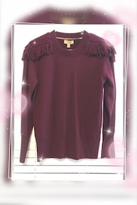 women's maroon long-sleeved shirt Edgewood, 98371