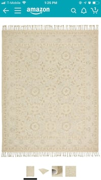 Stone &beam Heidi floral area rug Lewis Center, 43035