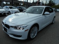 2014 BMW 328d xDrive WITH NAV & ROOF Surrey, V3T 2T3