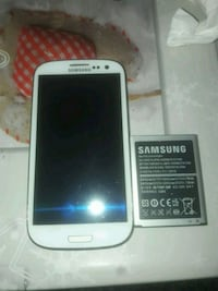 bianco Samsung Galaxy S3 mini