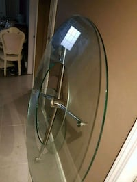 Thick glass dinette set Calgary, T3J 4L5