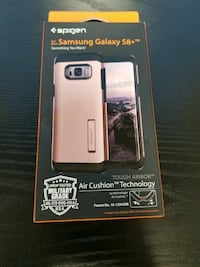 Samsung S8 Plus Case Spigen Tough Armour
