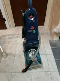 black Bissell upright vacuum cleaner Calgary, T2K
