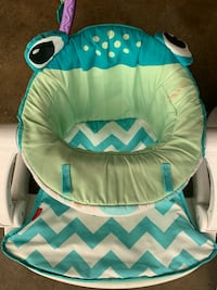 Infant seat/ portable play
