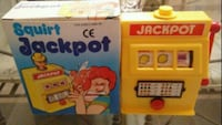 New Vintage Squirt Jackpot Slot Machine Cherry Hill, 08003