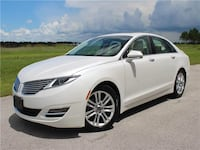 2014 Lincoln MKZ Reserve ONLY 1,591 Miles Eustis, 32726
