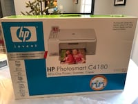 Hewlett Packard Photosmart C4180 box